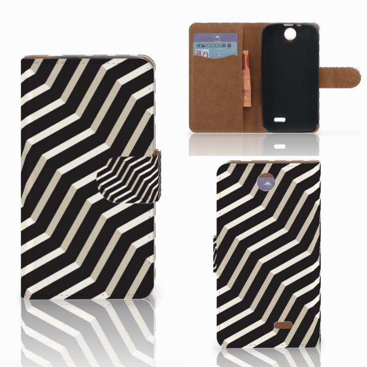 HTC Desire 310 Bookcase Illusion