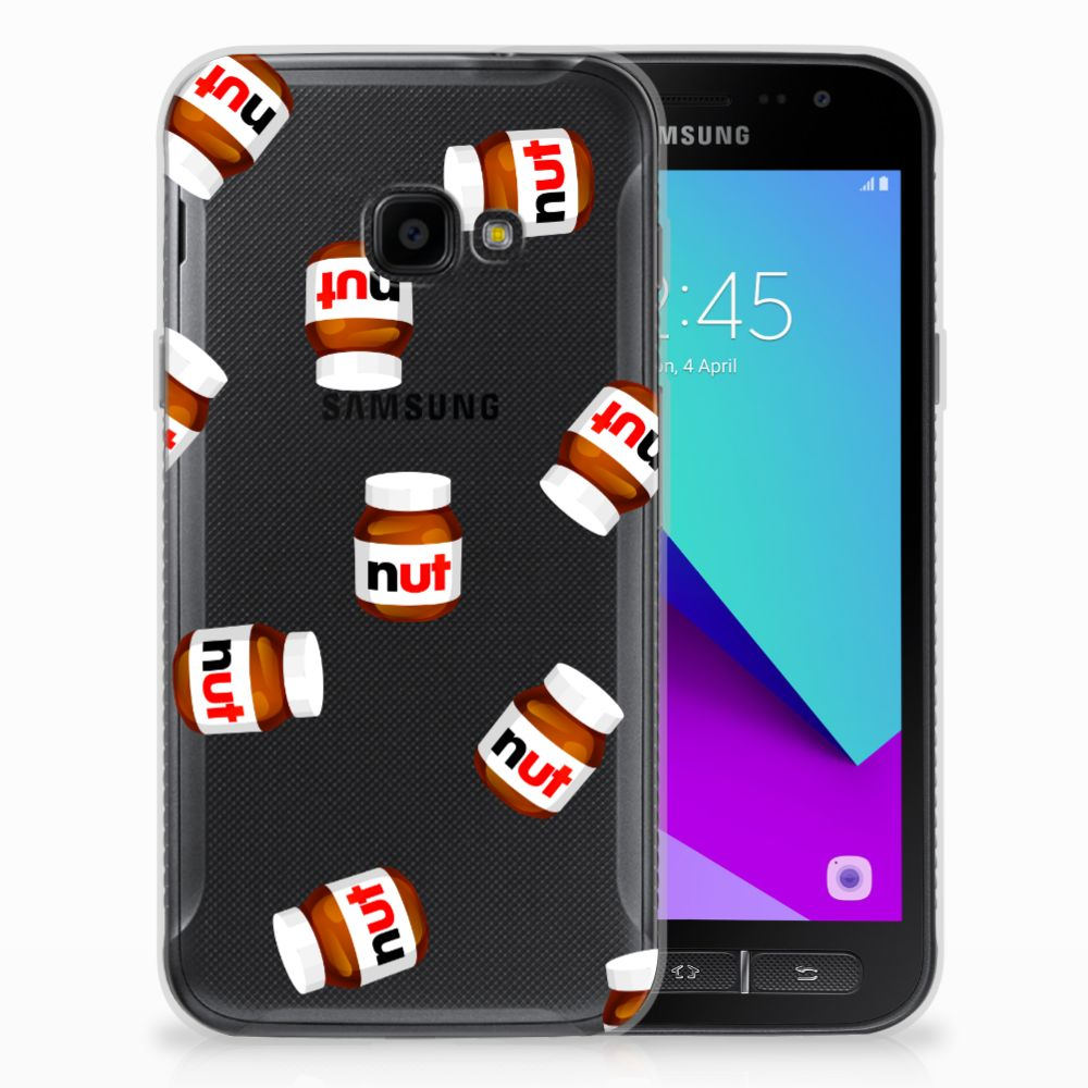 Samsung Galaxy Xcover 4 | Xcover 4s Siliconen Case Nut Jar
