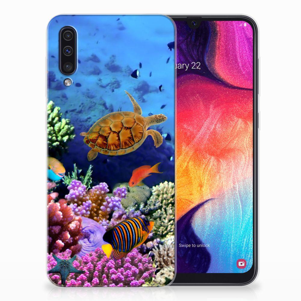 Samsung Galaxy A50 Leuk Hoesje Vissen