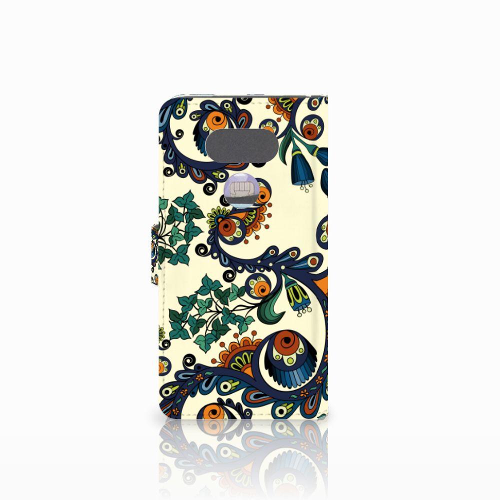 Wallet Case LG G5 Barok Flower