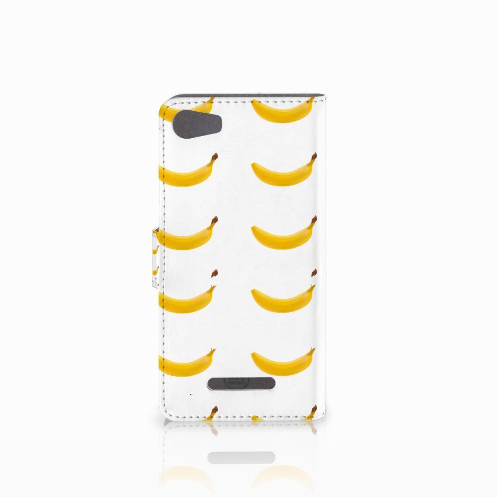 Wiko Lenny 2 Book Cover Banana
