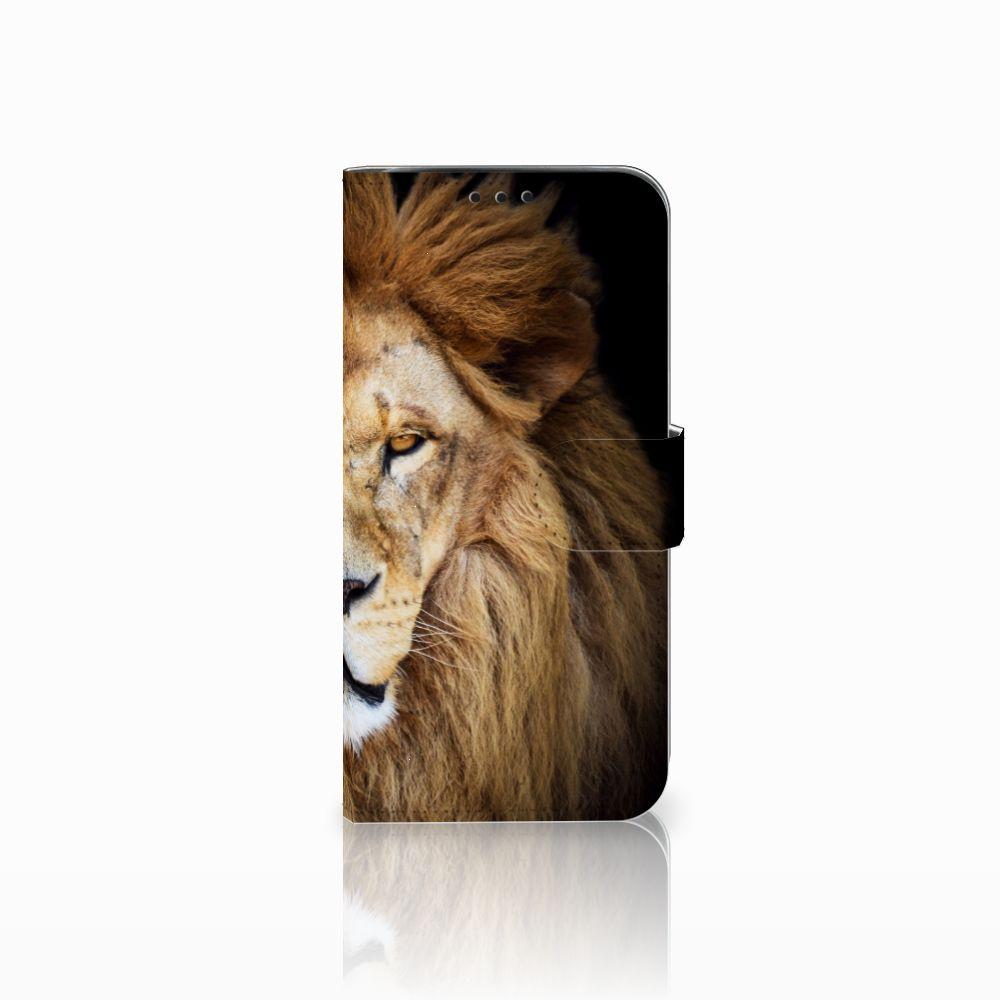 Xiaomi Pocophone F1 Boekhoesje Design Leeuw
