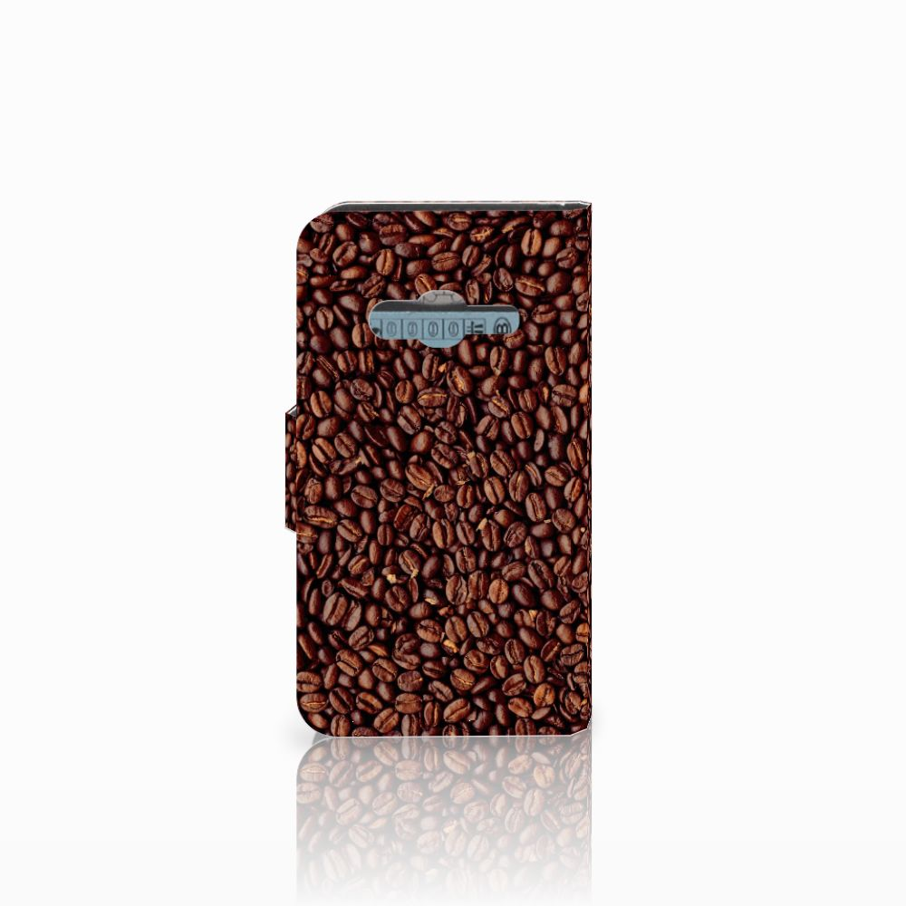 Samsung Galaxy Trend 2 Book Cover Koffiebonen