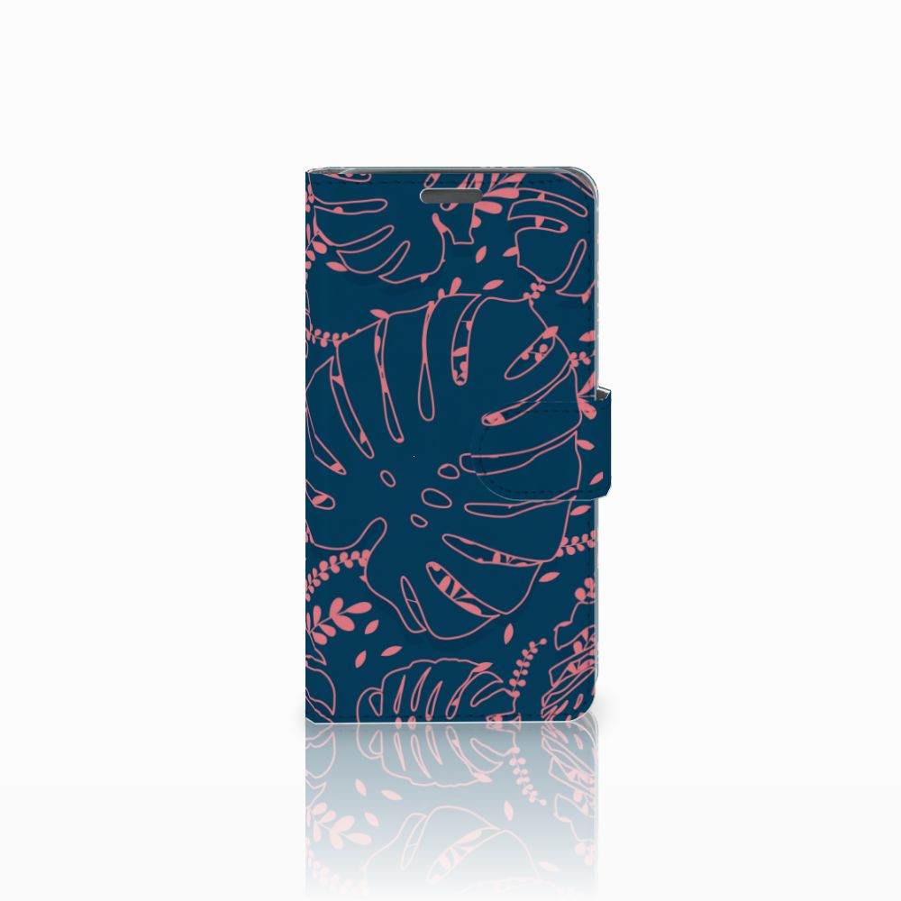 Wiko Lenny Boekhoesje Design Palm Leaves