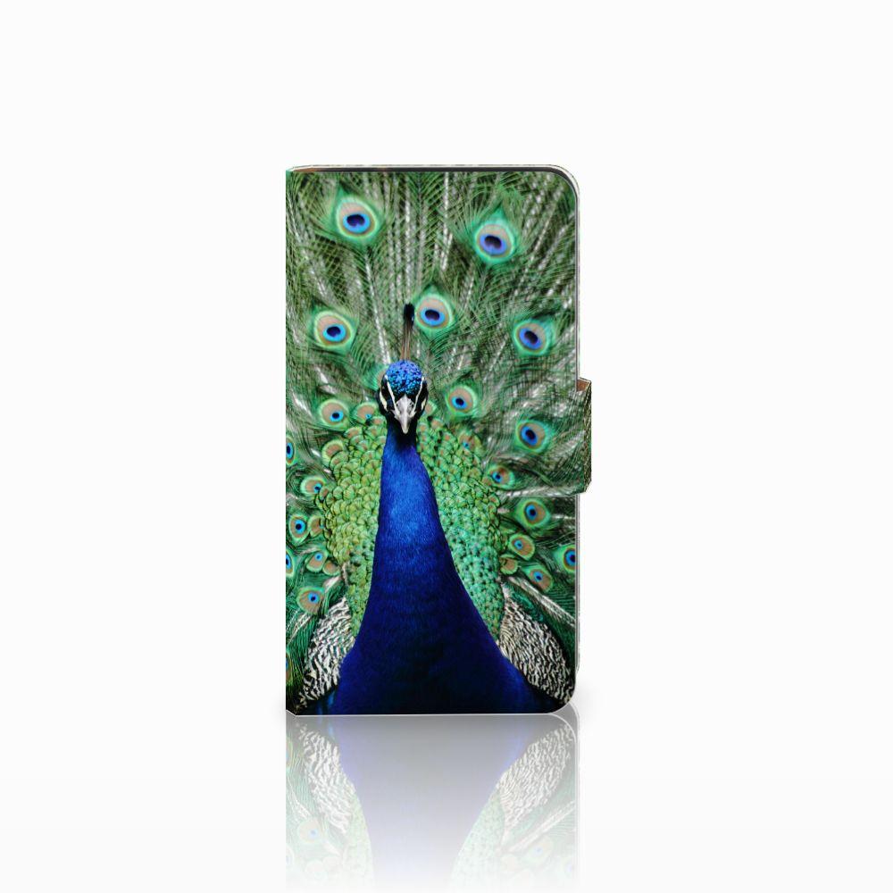 Samsung Galaxy J2 (2015) Boekhoesje Design Pauw