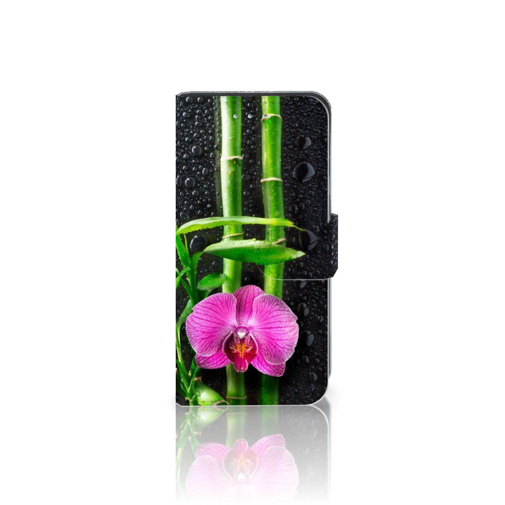Samsung Galaxy S6 Edge Boekhoesje Design Orchidee