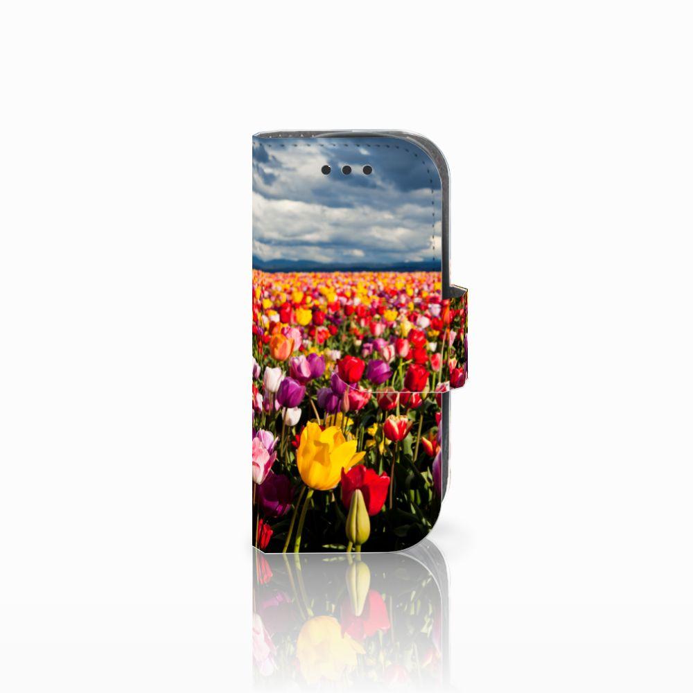 Nokia 3310 (2017) Uniek Boekhoesje Tulpen