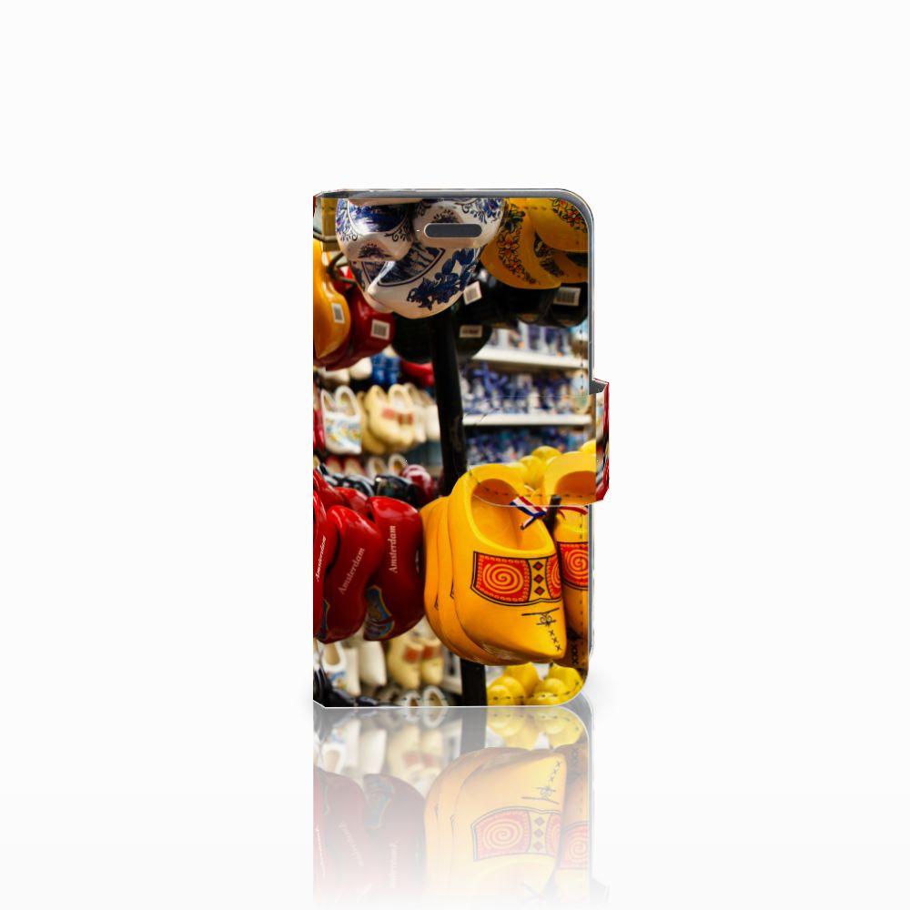 Nokia Lumia 520 Boekhoesje Design Klompen