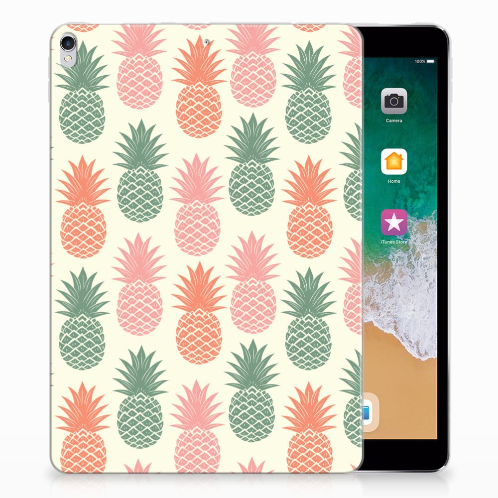 Apple iPad Pro 10.5 Tablethoesje Design Ananas