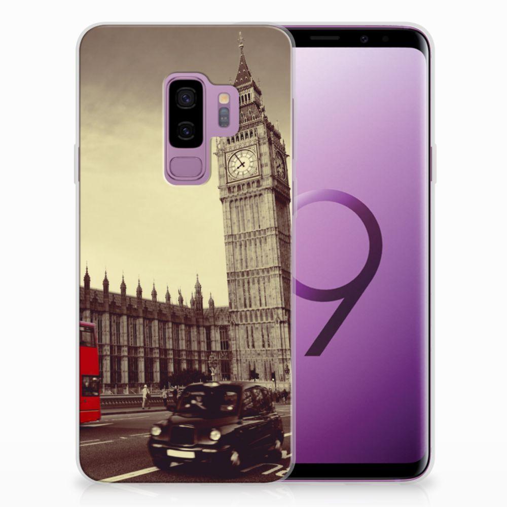 Samsung Galaxy S9 Plus TPU Hoesje Design Londen