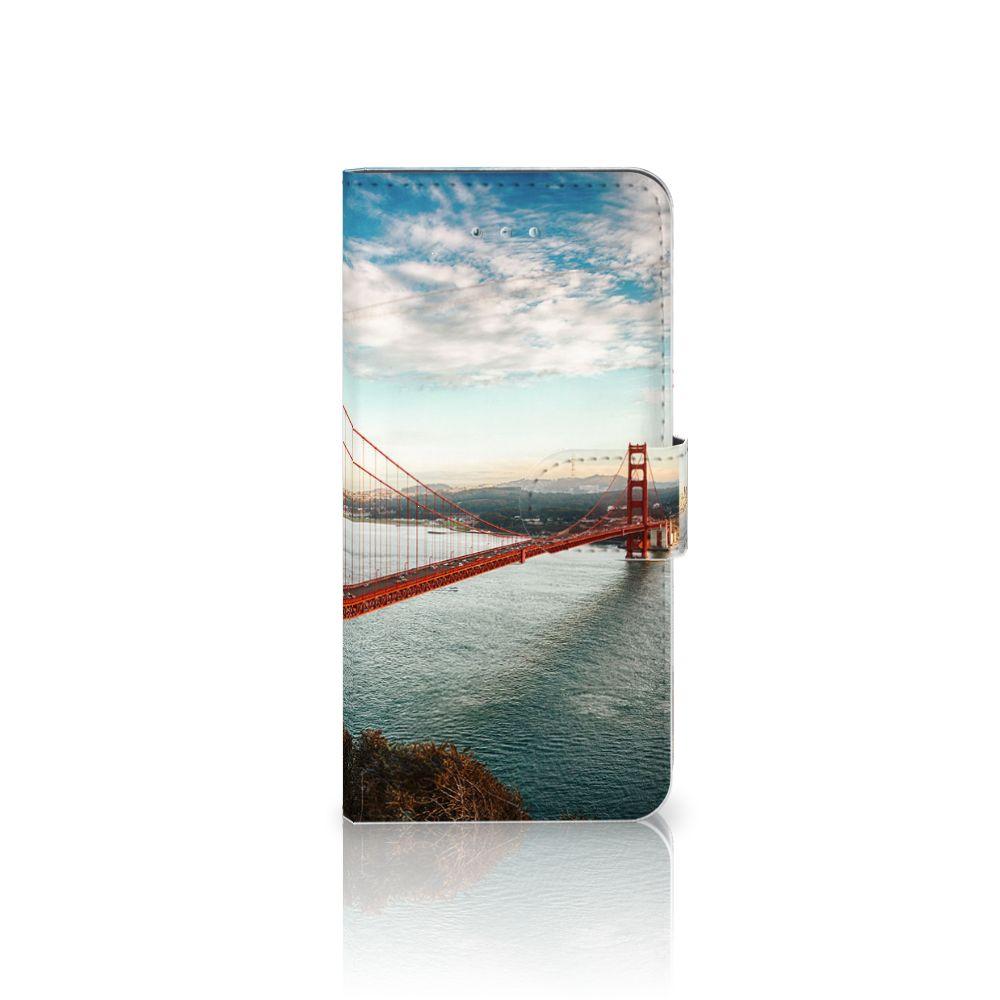Honor 4A | Y6 Boekhoesje Design Golden Gate Bridge