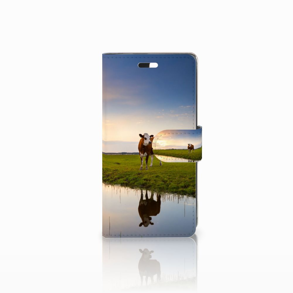Huawei Y635 Boekhoesje Design Koe
