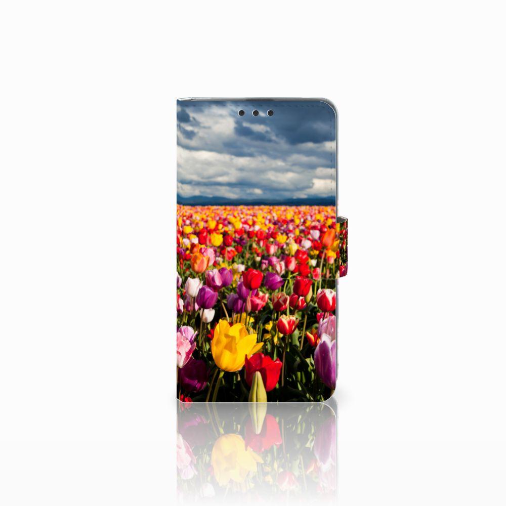 Microsoft Lumia 535 Uniek Boekhoesje Tulpen