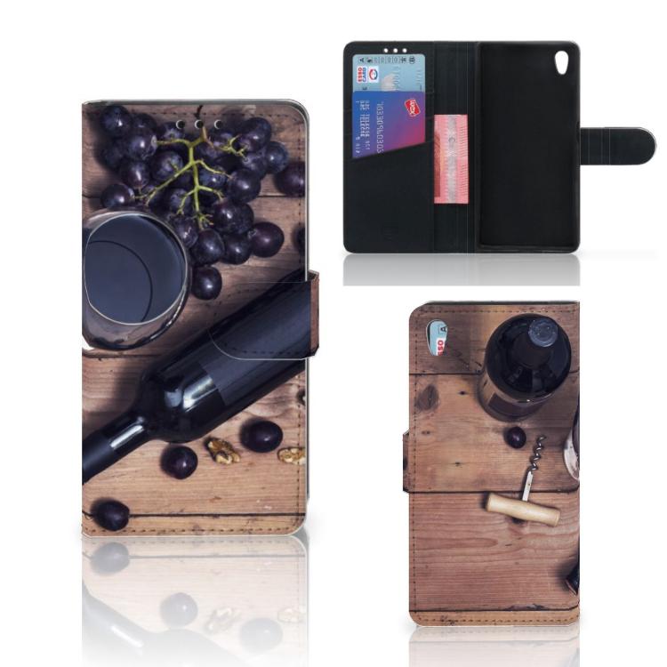 Sony Xperia Z5 | Z5 Dual Book Cover Wijn