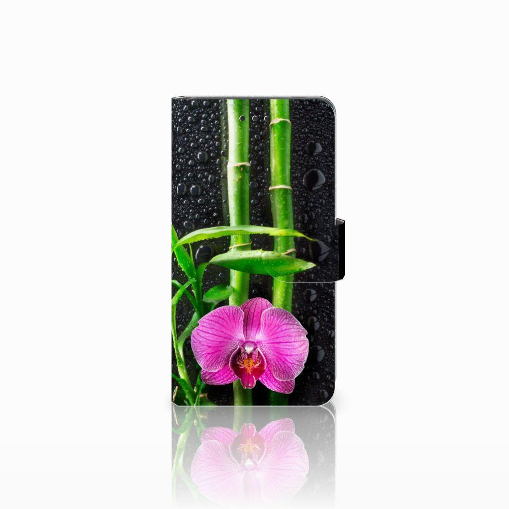 Nokia 7 Boekhoesje Design Orchidee