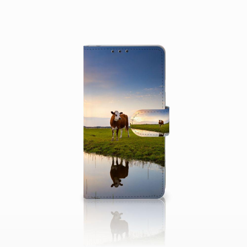 Sony Xperia Z1 Boekhoesje Design Koe