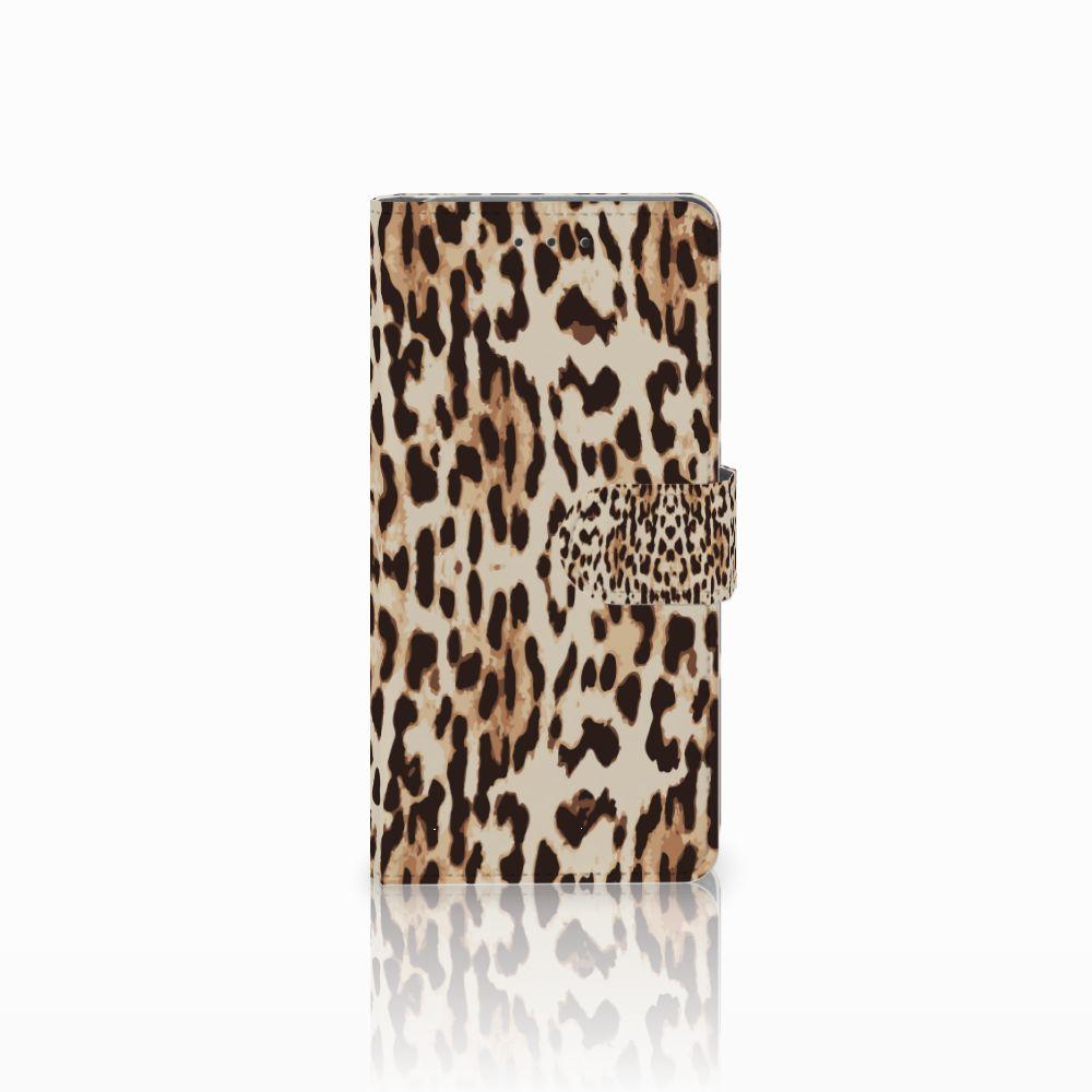Samsung Galaxy Grand Prime | Grand Prime VE G531F Uniek Boekhoesje Leopard
