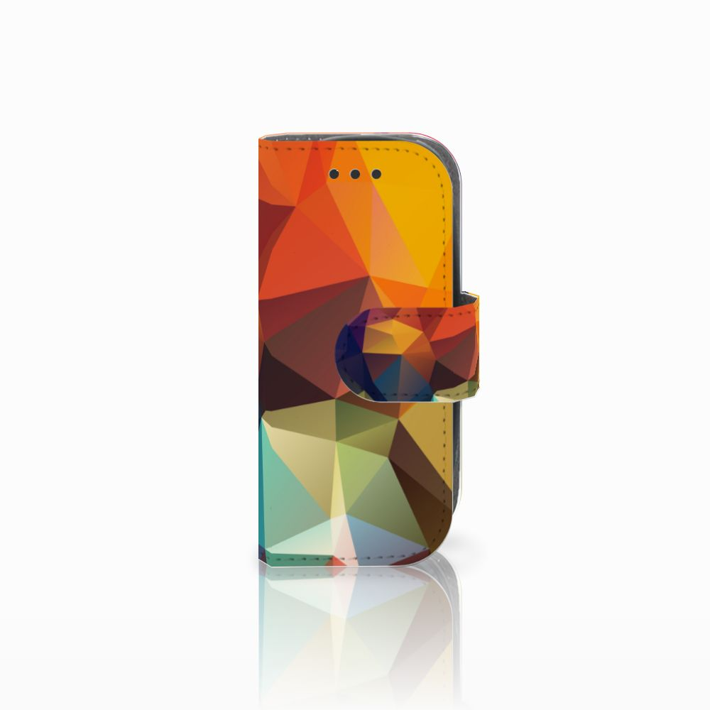 Nokia 3310 (2017) Boekhoesje Design Polygon Color