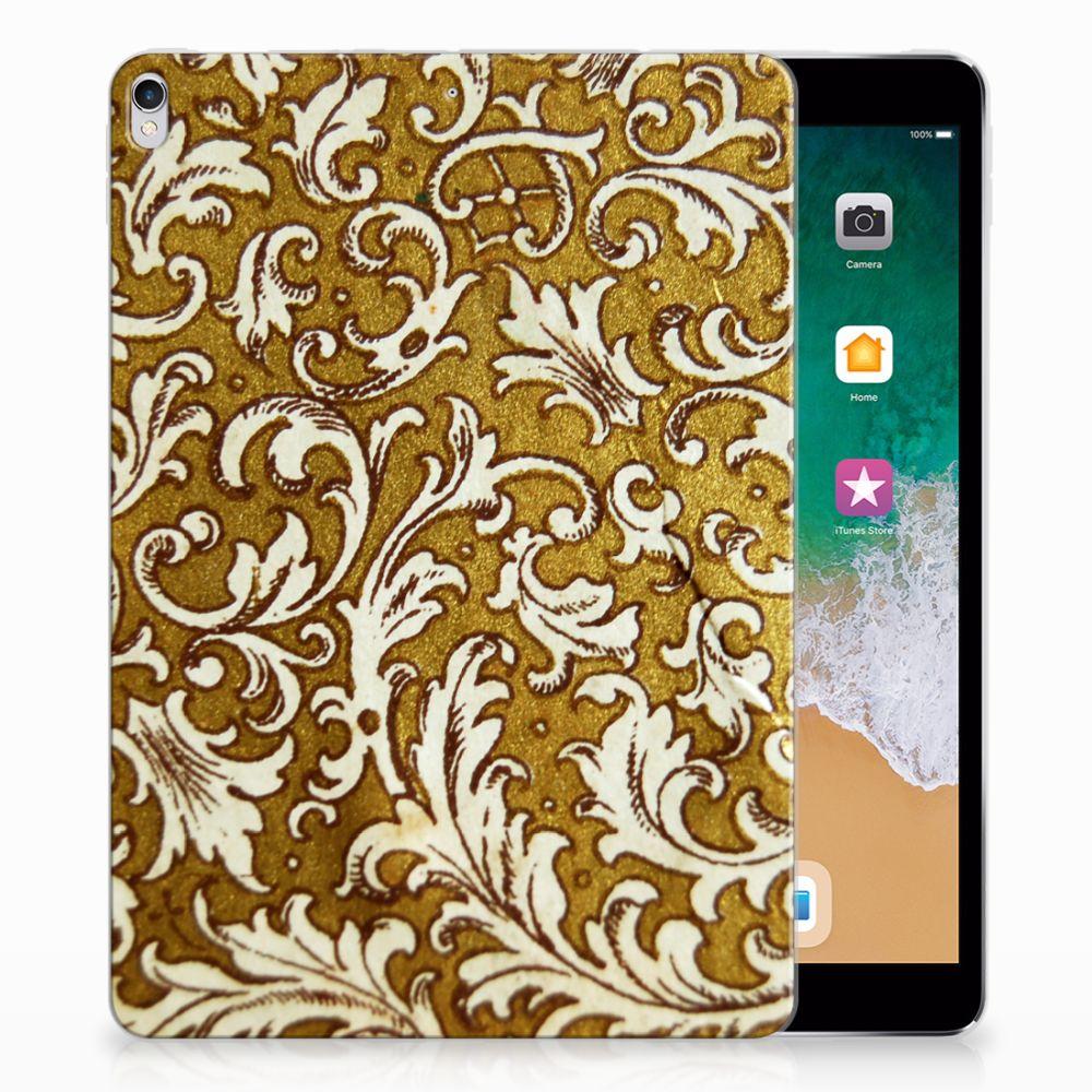 TPU Case Apple iPad Pro 10.5 Barok Goud
