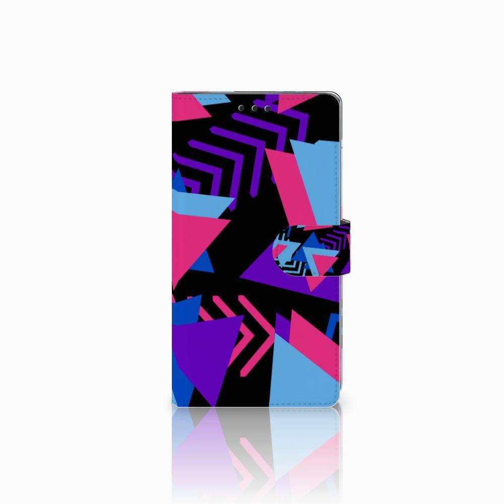Sony Xperia XA2 Ultra Bookcase Funky Triangle