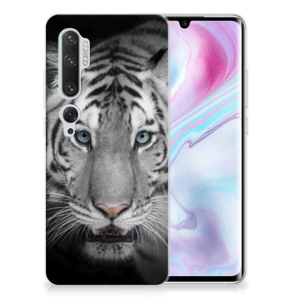 Xiaomi Mi Note 10 Pro TPU Hoesje Tijger