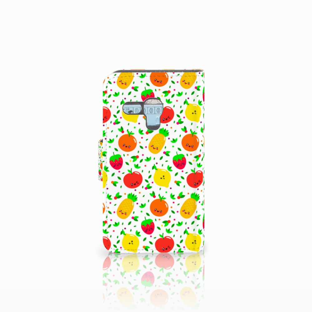 Samsung Galaxy S3 Mini Book Cover Fruits