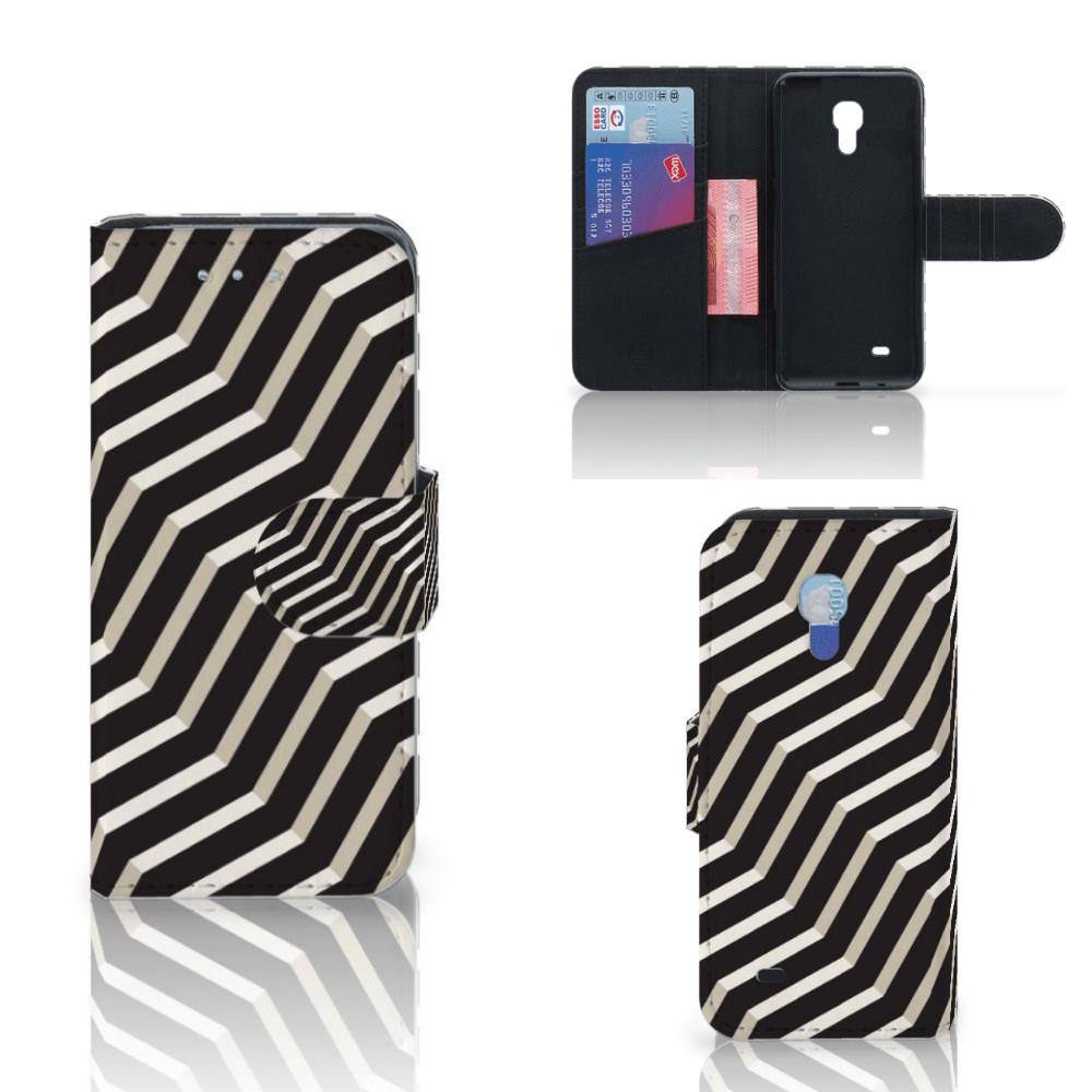 Samsung Galaxy S4 Mini i9190 Bookcase Illusion
