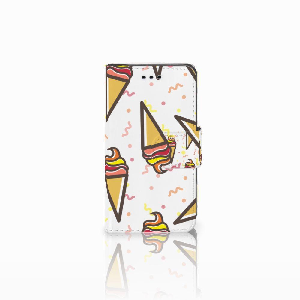 Samsung Galaxy Trend 2 Boekhoesje Design Icecream