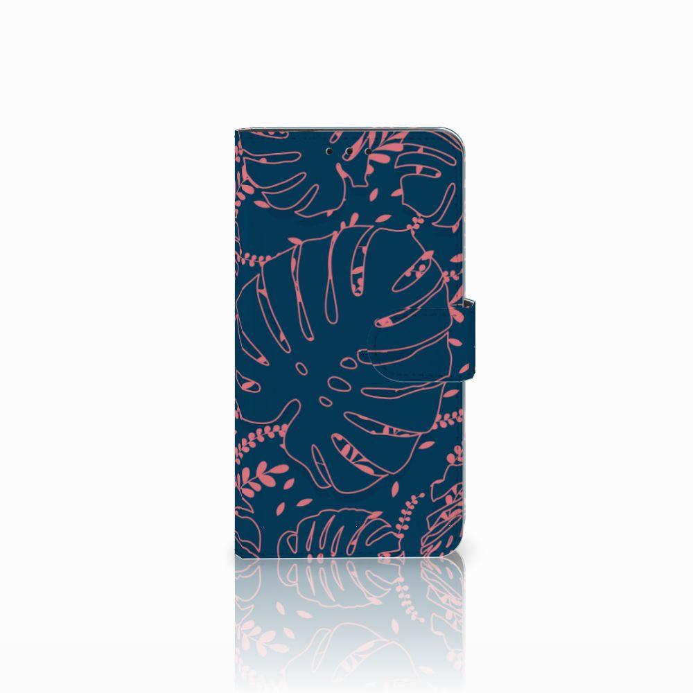 Huawei Honor 6X Boekhoesje Design Palm Leaves