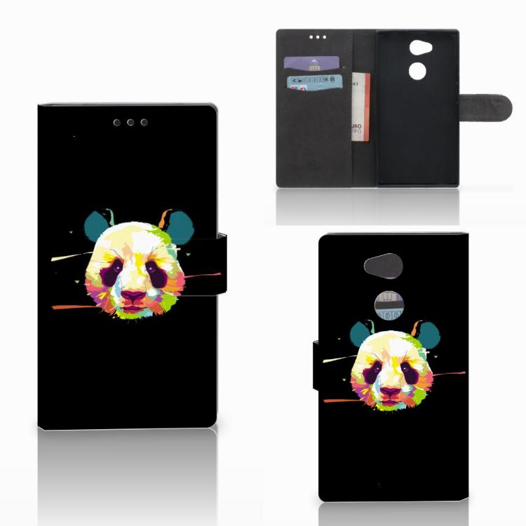 Sony Xperia L2 Leuk Hoesje Panda Color