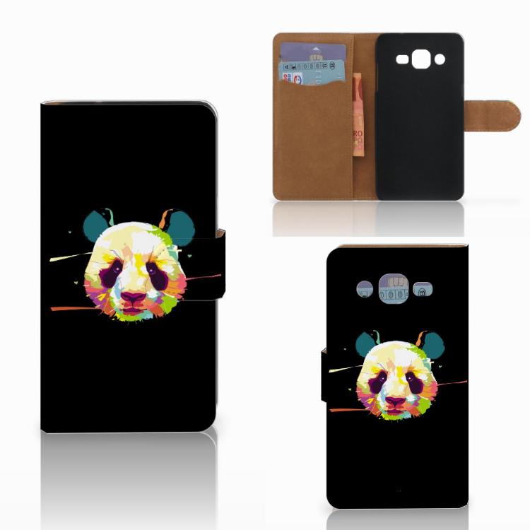 Samsung Galaxy J2 (2015) Leuk Hoesje Panda Color