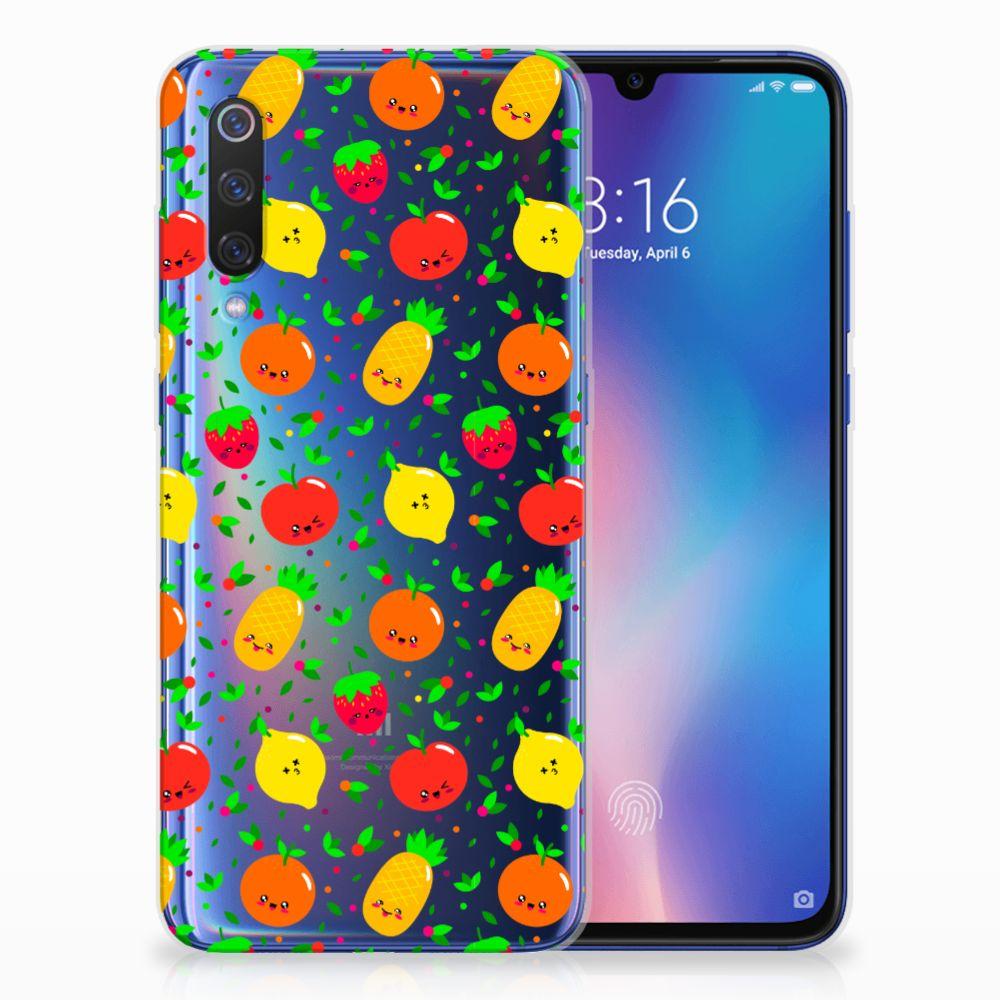Xiaomi Mi 9 Siliconen Case Fruits