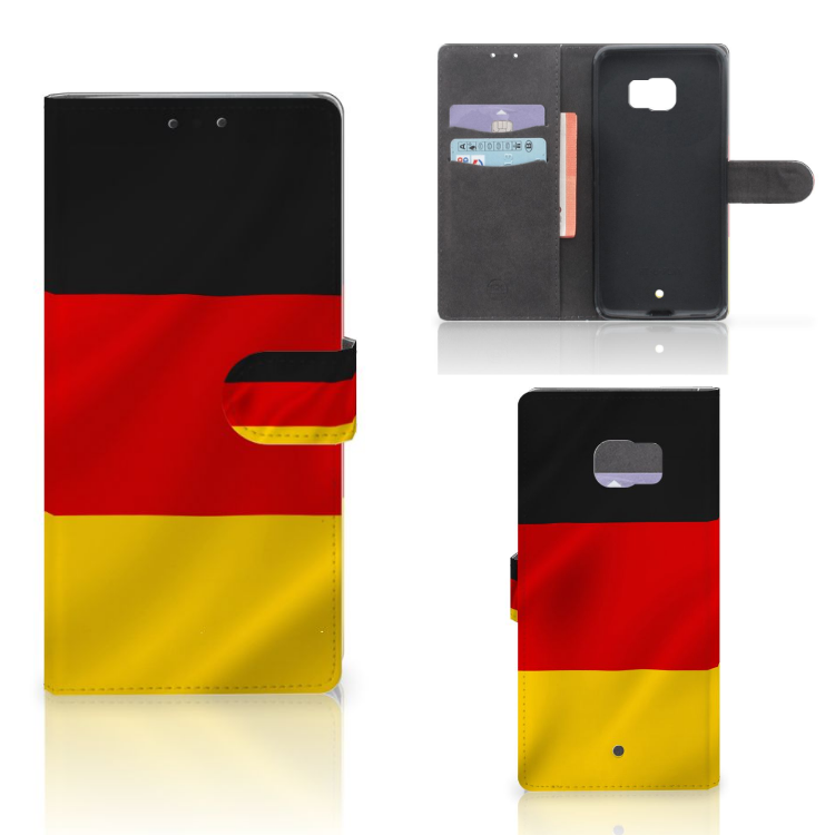 HTC U Ultra Bookstyle Case Duitsland