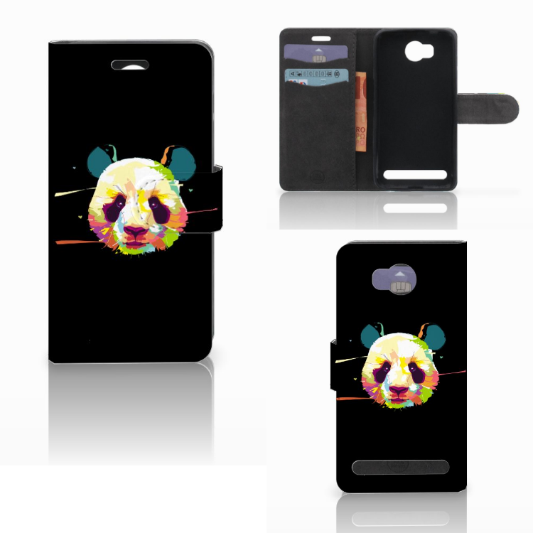 Huawei Y3 2 | Y3 II Leuk Hoesje Panda Color