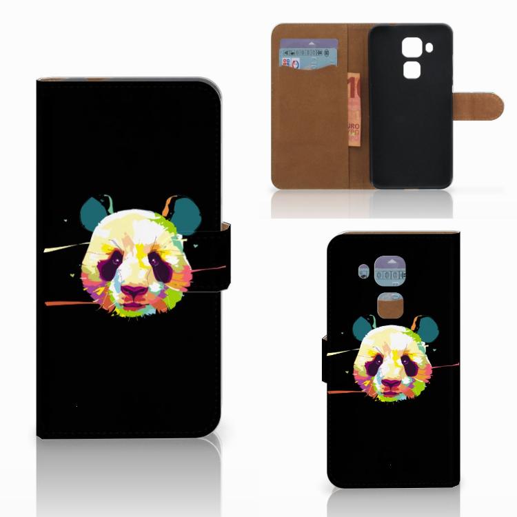 Huawei Nova Plus Leuke Hoesje Panda Color