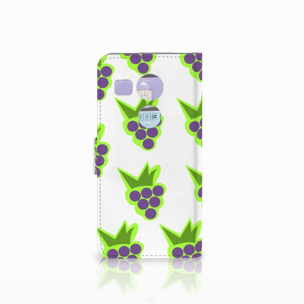 LG Nexus 5X Book Cover Druiven