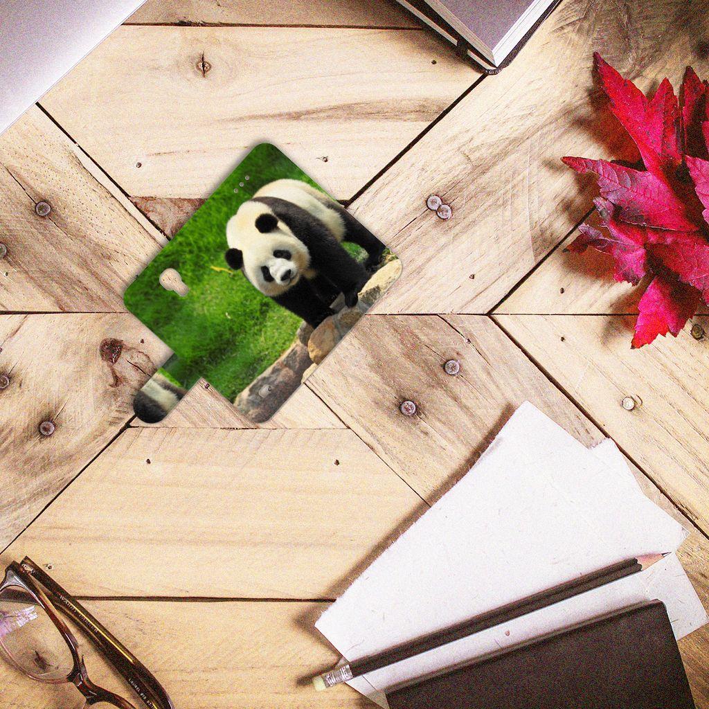 Samsung Galaxy S4 Telefoonhoesje met Pasjes Panda