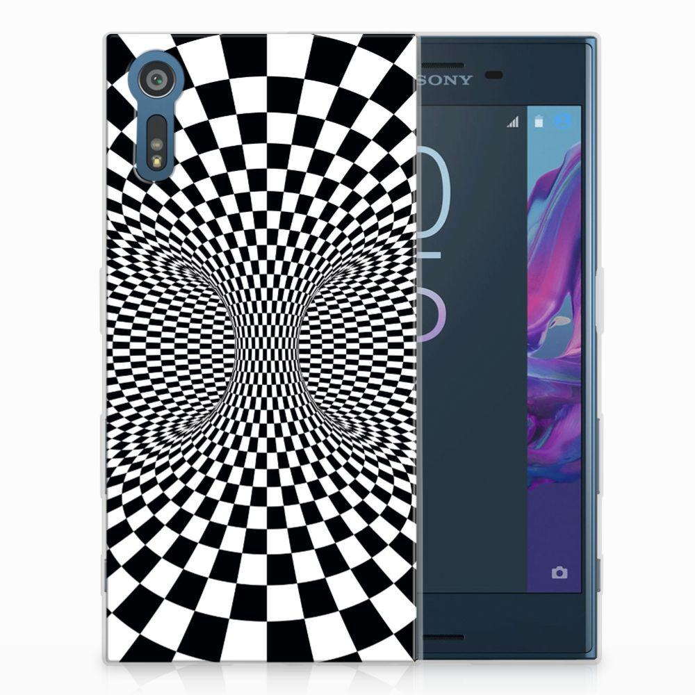 Sony Xperia XZs | XZ TPU Hoesje Design Illusie