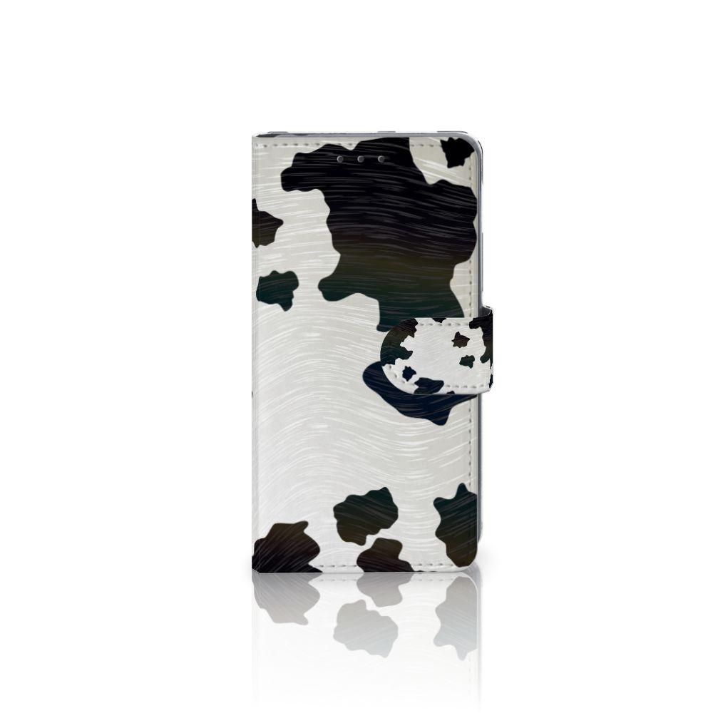 Sony Xperia Z2 Boekhoesje Design Koeienvlekken