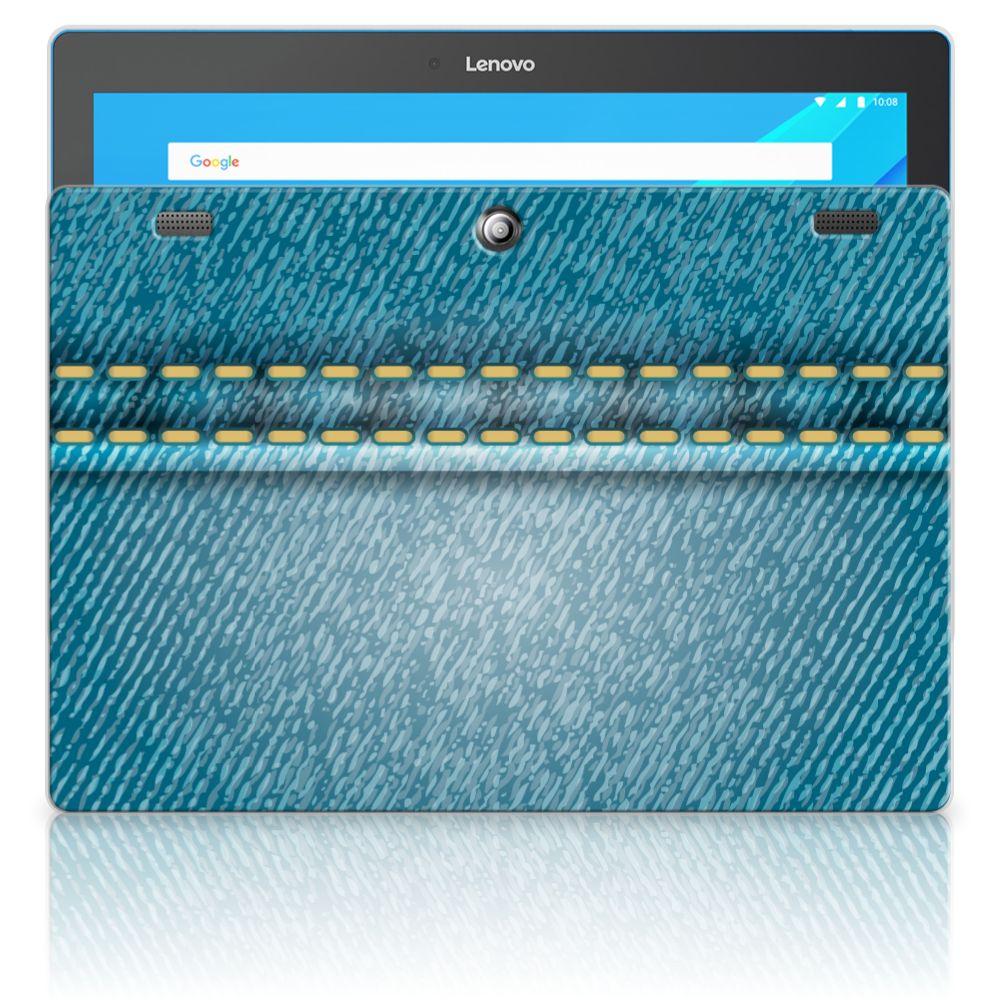 Lenovo Tab 10   Tab 2 A10-30 Tablethoesje Design Jeans