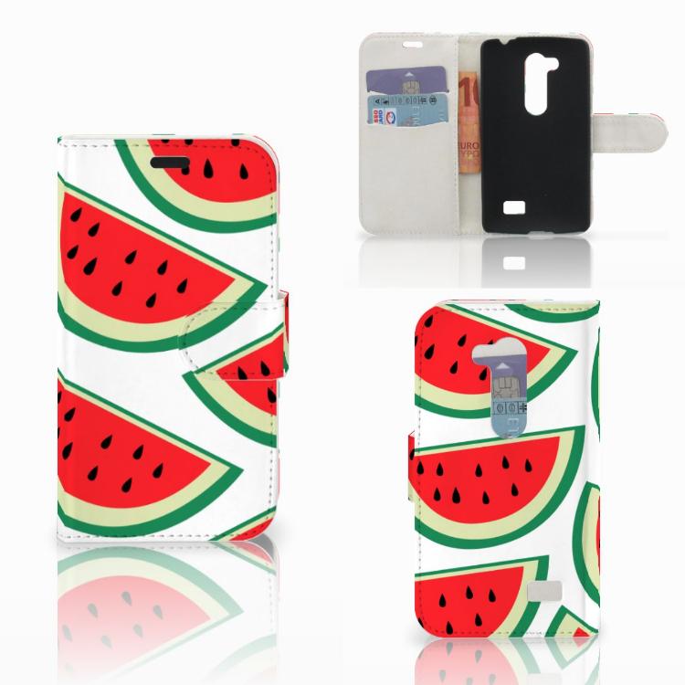LG L Fino Book Cover Watermelons