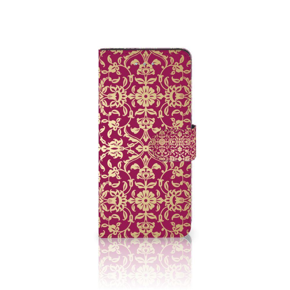 Apple iPhone 6 Plus | 6s Plus Boekhoesje Design Barok Pink