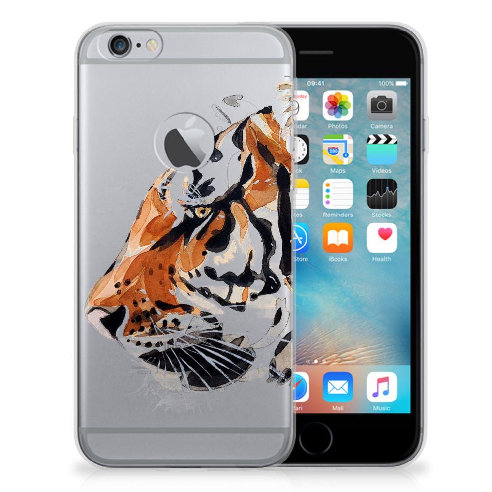 Hoesje maken Apple iPhone 6 Plus | 6s Plus Watercolor Tiger
