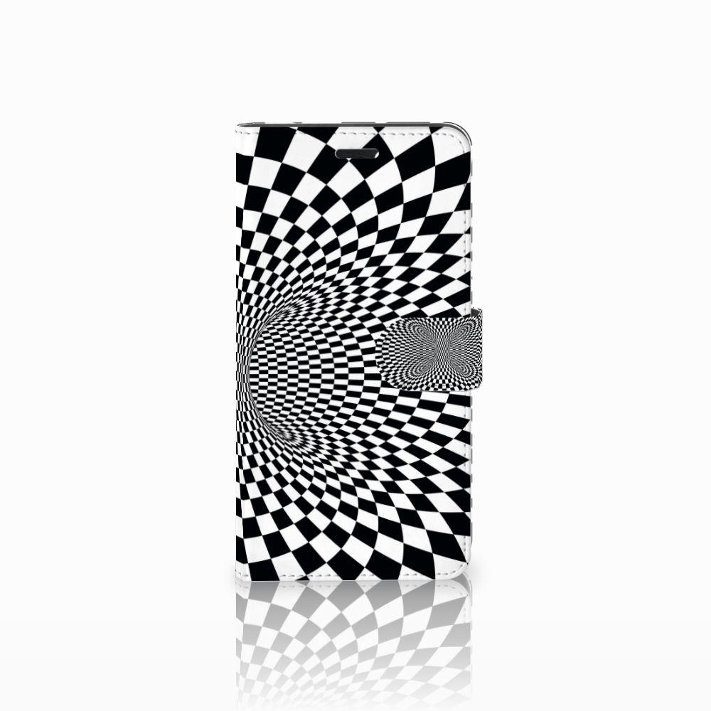 Wiko Pulp Fab 4G Bookcase Illusie