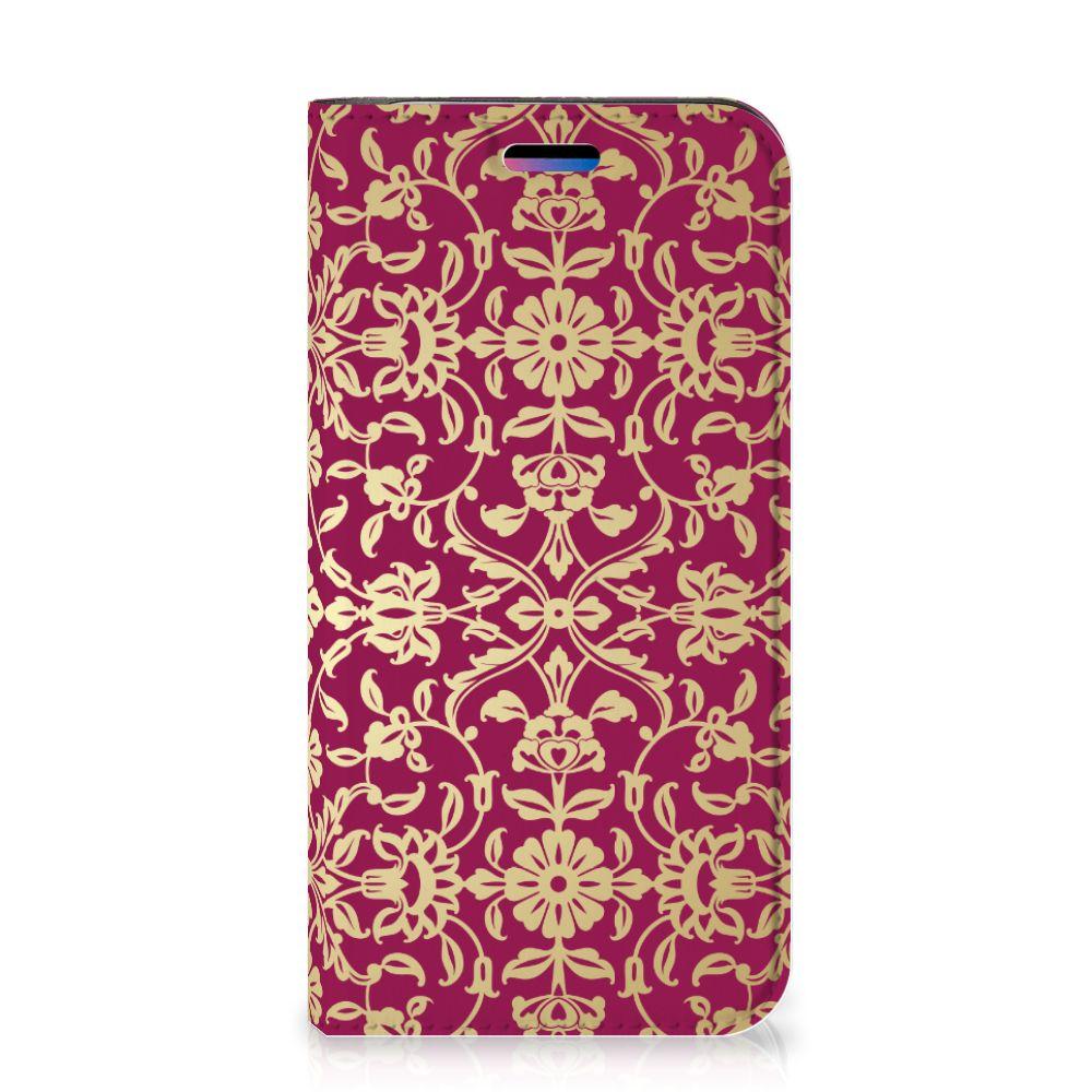 Telefoon Hoesje Apple iPhone X   Xs Barok Pink