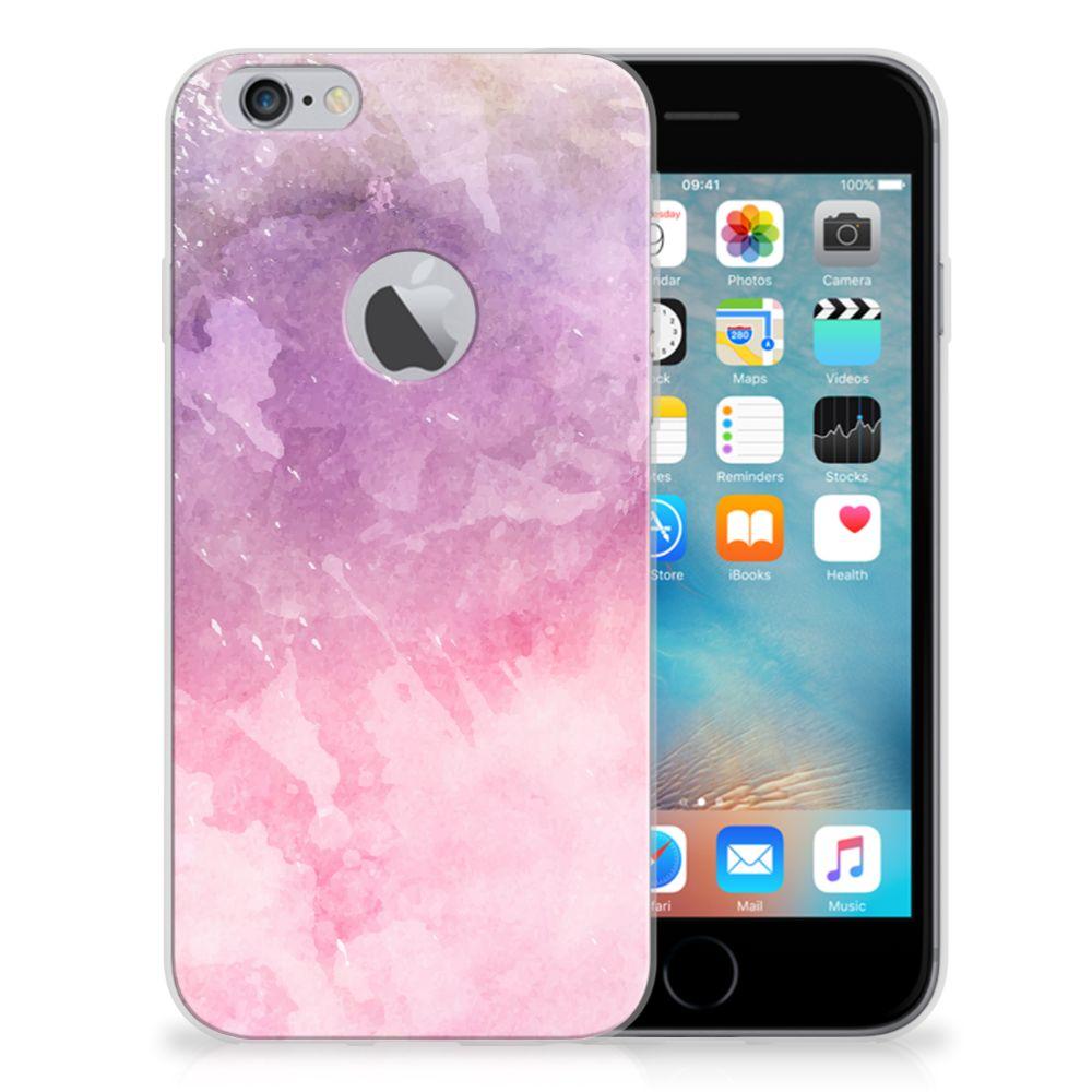 Hoesje maken Apple iPhone 6 Plus | 6s Plus Pink Purple Paint