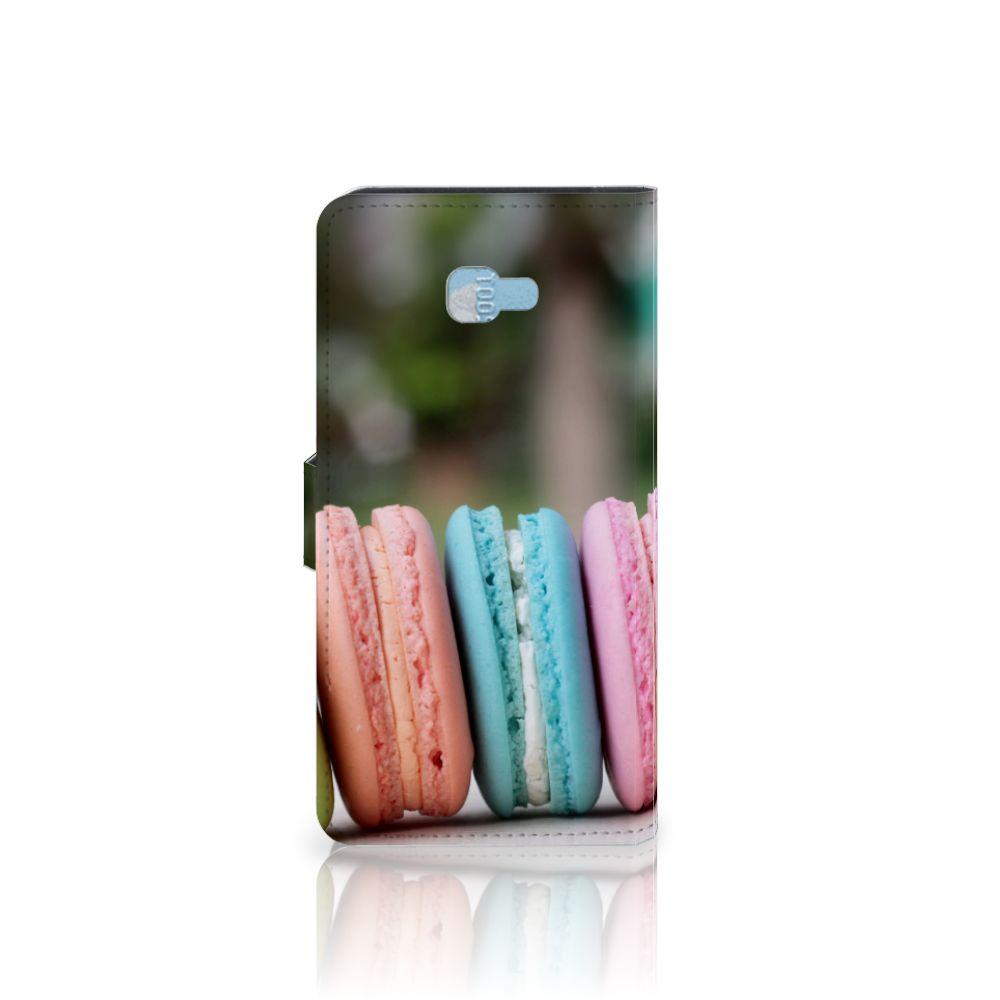 Samsung Galaxy J4 Plus (2018) Book Cover Macarons