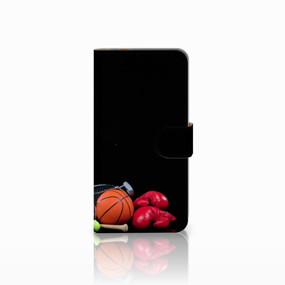 Huawei Nova Plus Boekhoesje Design Sports