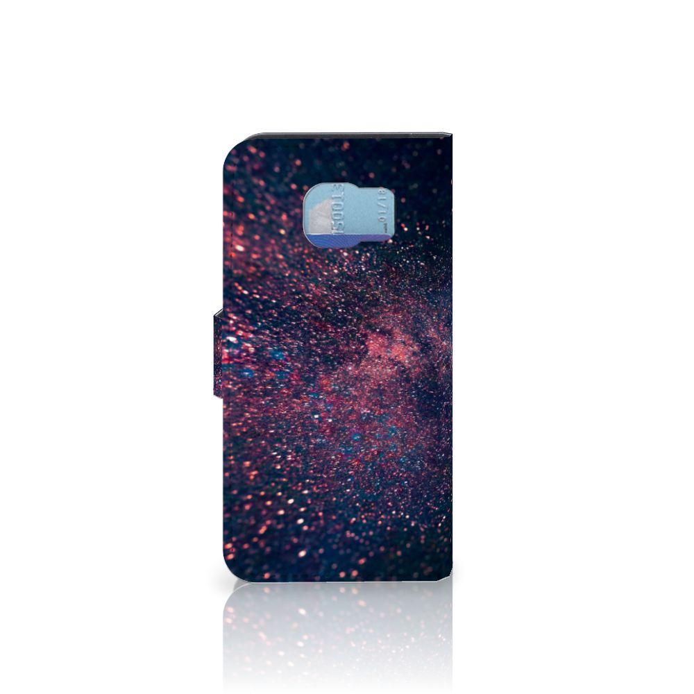 Samsung Galaxy S6 | S6 Duos Bookcase Stars