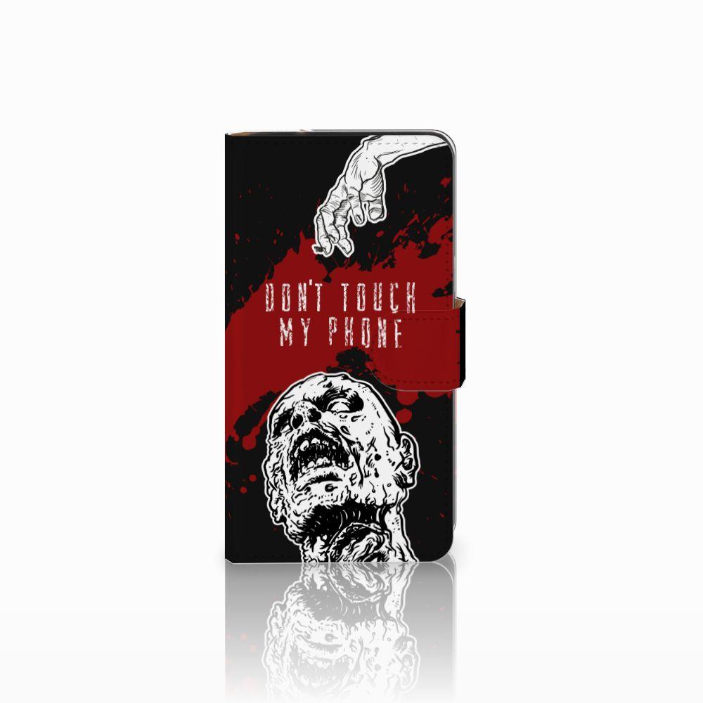 Samsung Galaxy J2 (2015) Boekhoesje Design Zombie Blood